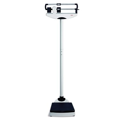 Scale, Physician Beam, Lb/Kg, 500lb with Height Rod, Each