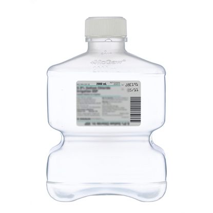 Lactated Ringer's for Irrigation, 2,000mL, PIC™, 8/Case