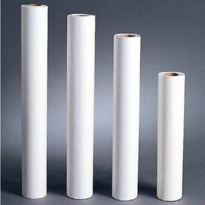 "Table Paper, Crepe, 18"" x 125', White, 12/Case"
