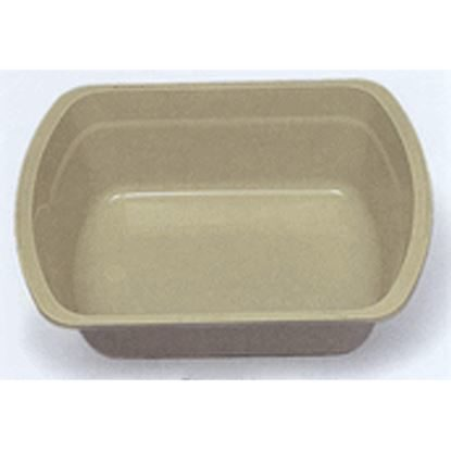 Basin, Wash 7 quart, Gold, Plastic,  Each