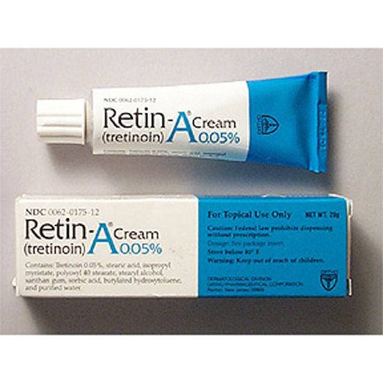 retin a tretinoin cream 20gm tube mcguff medical products. Black Bedroom Furniture Sets. Home Design Ideas