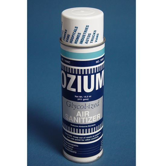 Ozium 1500 Spray 14 5 Ounce Large Each Discontinued