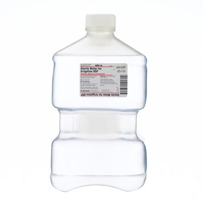 Sterile Water for Irrigation USP, 4,000ml, PIC™, 4/Case *not available*
