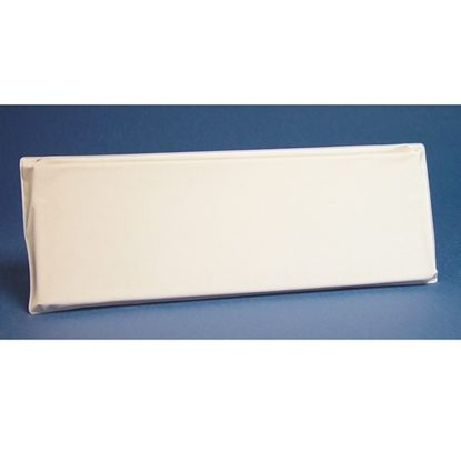 "Armboard, 3"" x 9"", Vinyl, Non-Sterile, Blue, Disposable, Adult, Each"