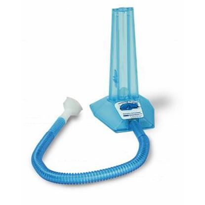 Spirometer,  Manual, Disposable  Ball type, 4 liter, 10/Case