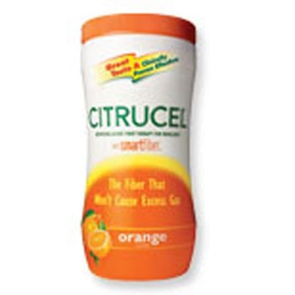 Citrucel® (Methylcellulose with Sugar), Powder, Orange, 16 Ounce Bottle