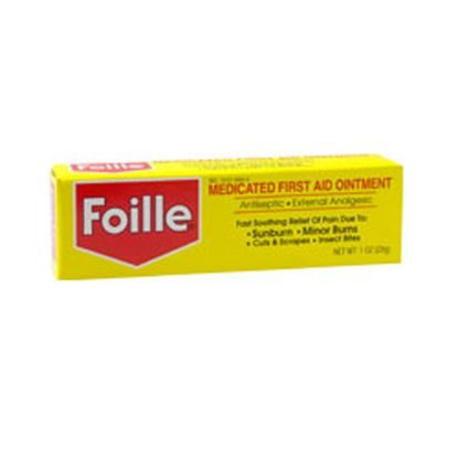 Foille®, 2%, Ointment, 1 Ounce Tube