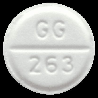 Atenolol,  50mg, 1,000 Tablets/Bottle