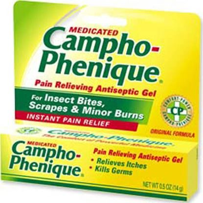 Campho-Phenique®, Gel, 15gm Tube