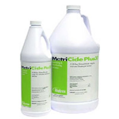 Metricide Plus, 28-Day Sterilizing Solution, MetriCide Plus 30®, Fruity Scent,  1 Quart