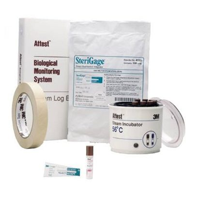 Autoclave, Biological Indicator Starter Kit, Attest™, Each