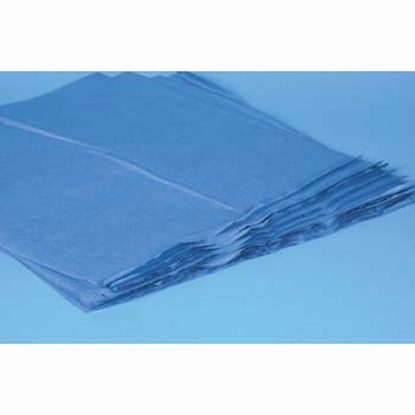 "Sterilization Wrap, Blue, 20"" x 20"", Bio-Shield™, 500/Case"