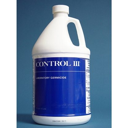 Control III Laboratory Germicide Solution ,  1 Gallon Each