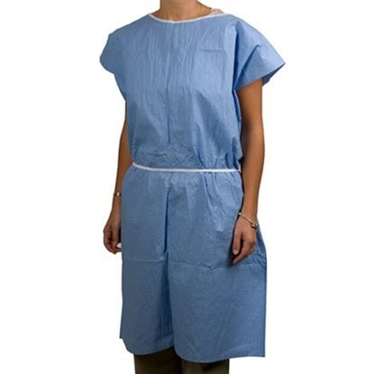"Gown, Exam 30"" x 45"", Scrim Reinforced, EnduroWear, 25/Case"