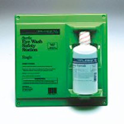 Eyewash, Safety Station Double with 32 Ounce Solution, Each
