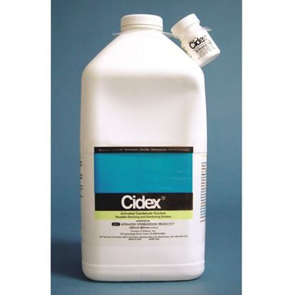Instrument Disinfectant, OPA Solution, 1 Gallon, Cidex®, Bottle