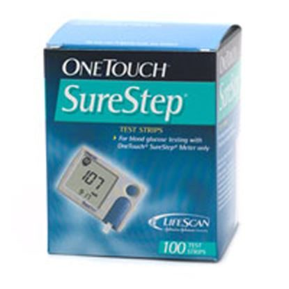 Test Strips, Sure Step®, 100/Box