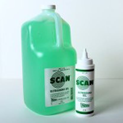 Ultrasound Gel, Scan,  3.8 Liter, Each
