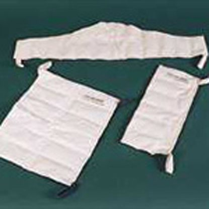Heat Pack, Moist, Cervical, Canvas, Each