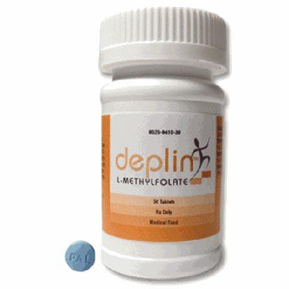 Deplin, 15mg, 90 Caplets/Bottle