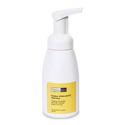 Soap, Hand Antimicrobial Foaming, McKesson .375% Triclosan, with Pump, 8.5 Ounce Bottle, Each
