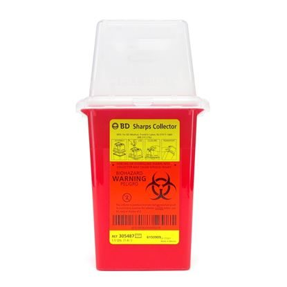 Sharps Collector,    1.5 Quart/Tray Size, Each