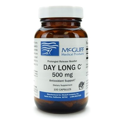 DAY LONG C®, Prolonged Release, 500mg, 100 Capsules