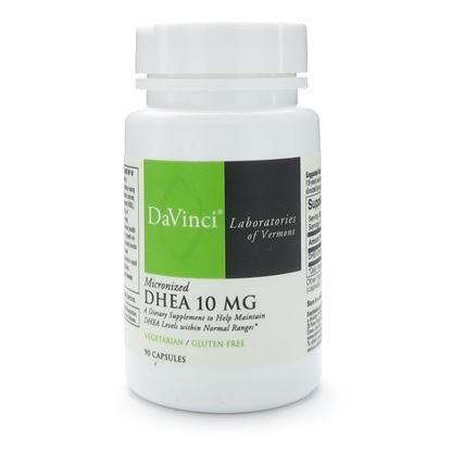 DHEA  10mg  Vegetarian Capsules  90/Bottle *Discontinued*