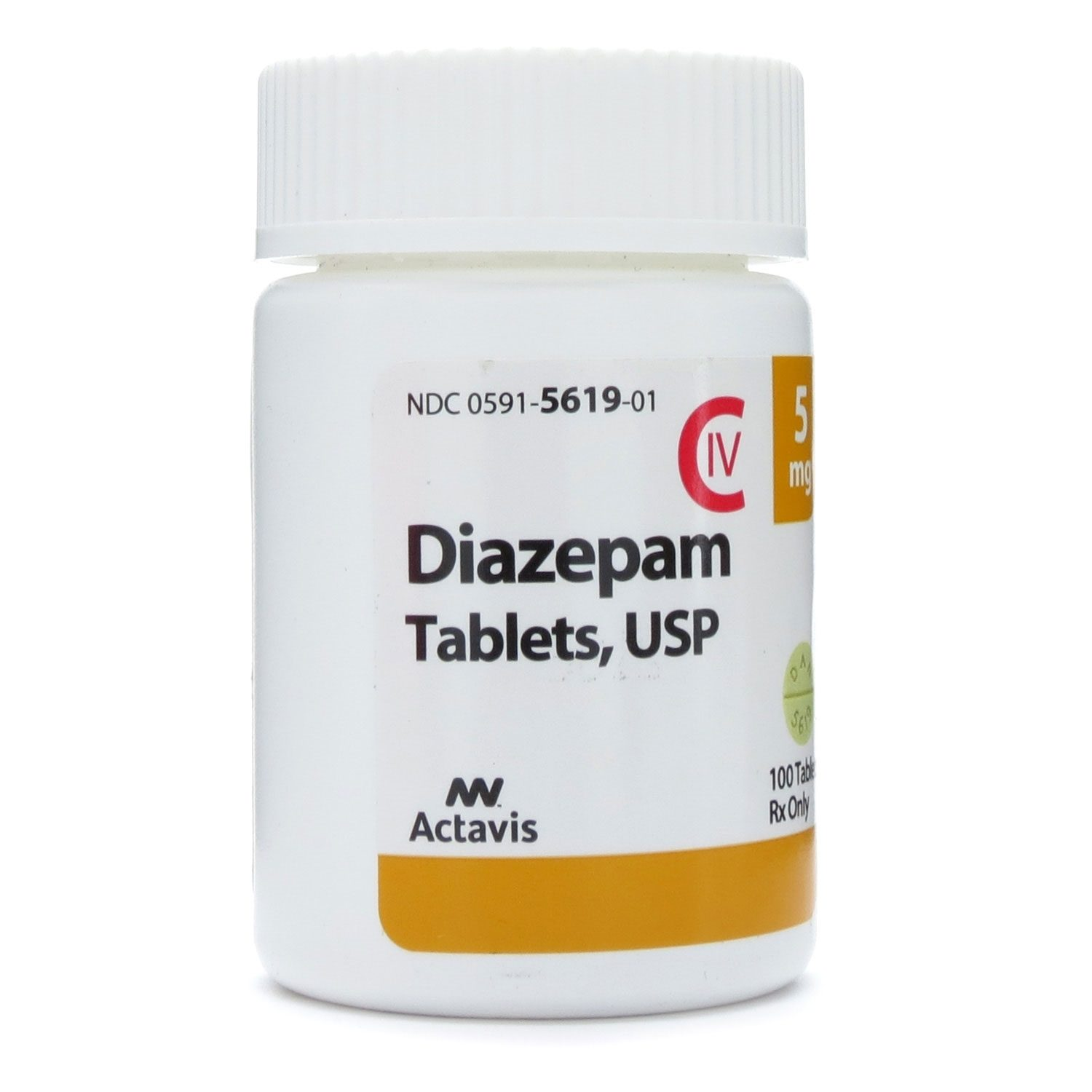 is a diazepam a valium