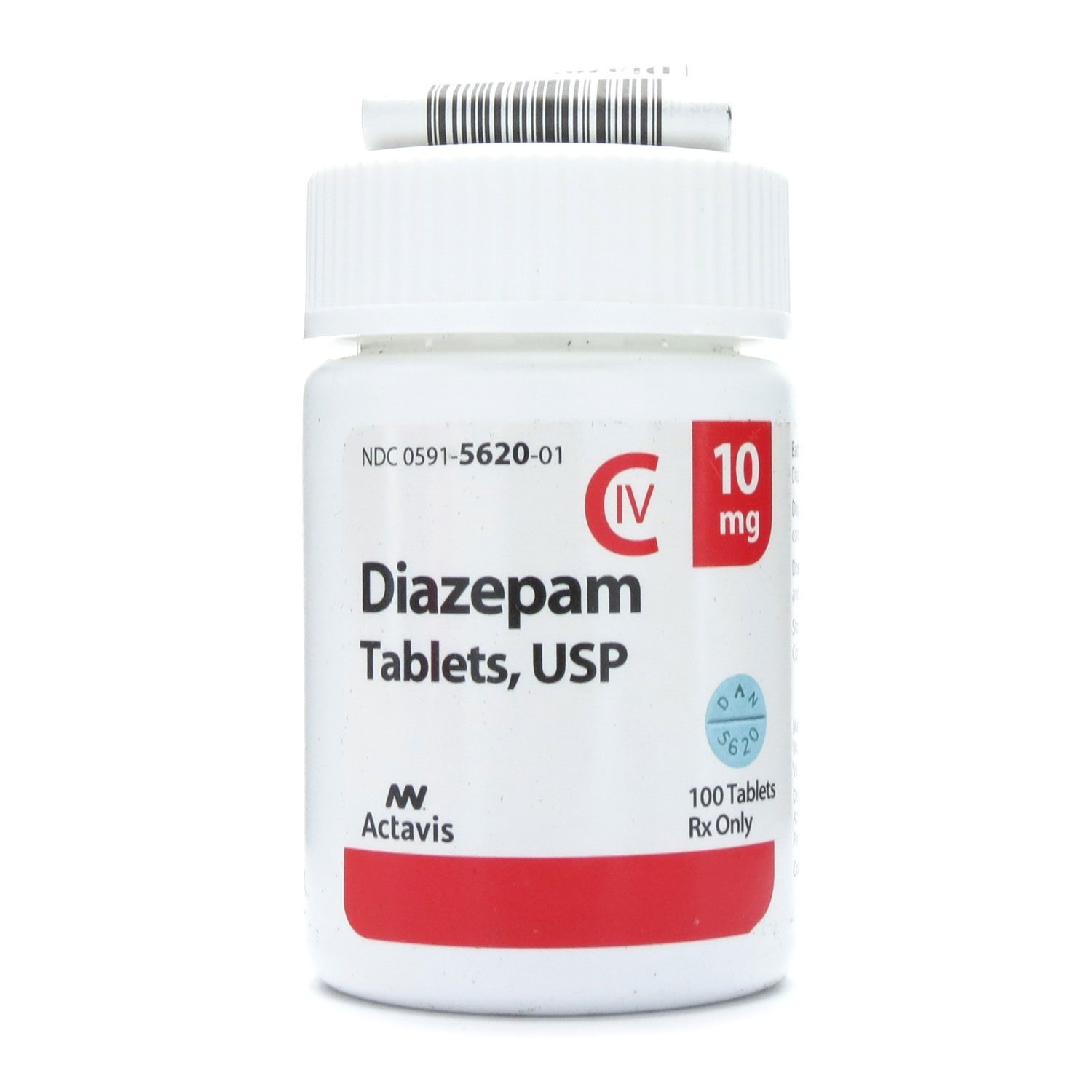 antidote for diazepam overdose