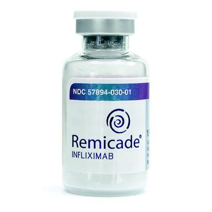REMICADE Infliximab Powder 100mg SDPF 20mL Vial