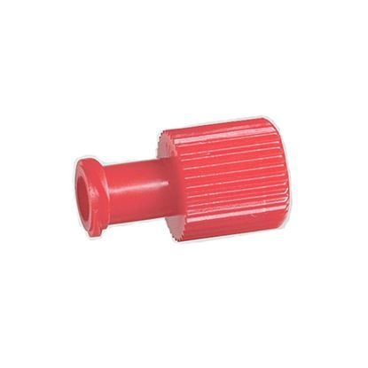 Injection Cap Red RED CAP 1000Case