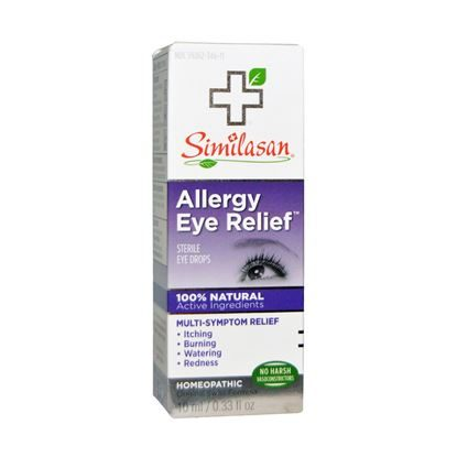 Similasan Allergy Eye Relief Eye Drops 10mL Bottle