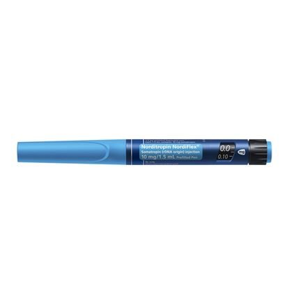 Norditropin® FlexPro Prefilled Pens [Somatropin (rDNA origin) ], Non-Returnable  10mg, MDV, 1.5mL Prefilled Pen