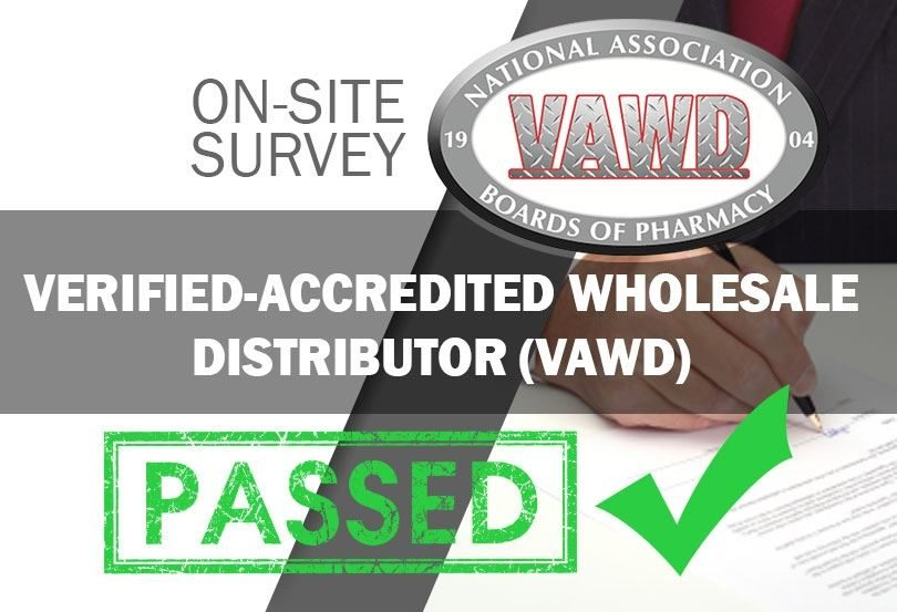 Verified-Accredited Wholesale Distributor (VAWD)