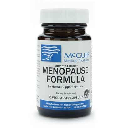 Menopause Formula Vegicaps, 30/Bottle