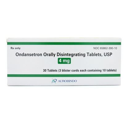 Ondansetron  4mg  Tablets  3/Box (BlisterPak)