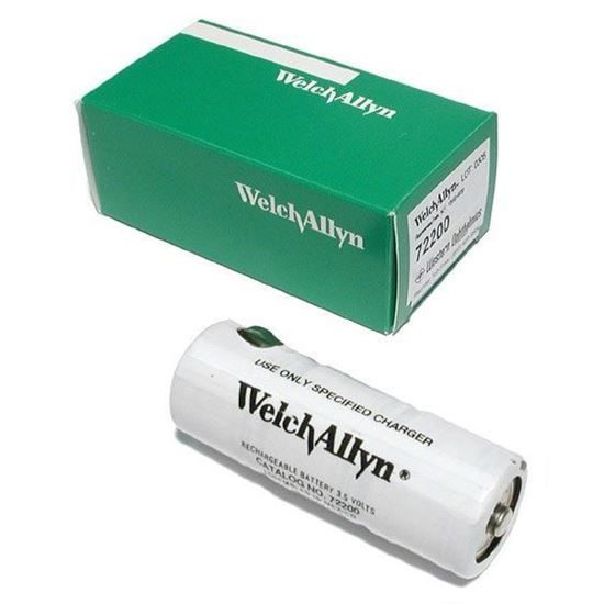 Battery Replacement NiCad Rechargeable Battery For Use With Welch Allyn model  71000 and 71670 Each