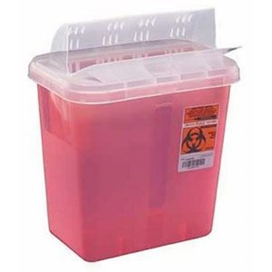 Sharps Collector    5 Quart InRoom SharpstarinRoom Each