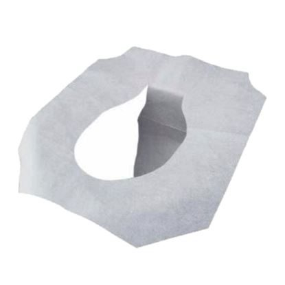 Toilet Seat Covers, Disposable, 1/2 Fold, 250/Box