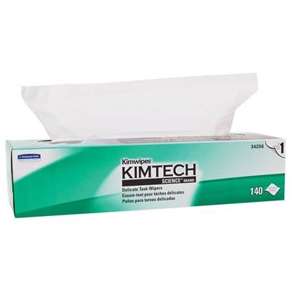 "Wipes, Equipment, 15"" x 17"", Extra-Large, Kimwipes™, 140/Box"