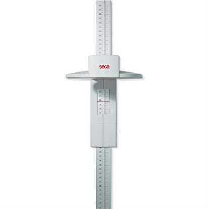 "Stadiometer, Mechanical, Wall Mounted, 25"" - 84"" x 1/8"", Each"