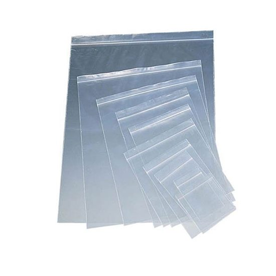 Bags ZipLock 4 x 6 2mm Clear 1000Box