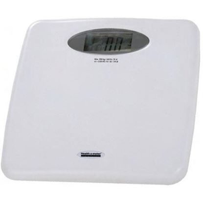 Scale, Digital, Personal, High-Capacity, Lithium Battery, 440lbs, Each