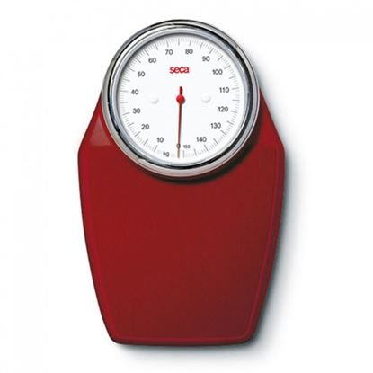 Scale, Mechanical, Dial, Red, 320lbs, Each