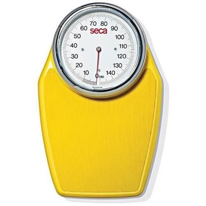 Scale, Mechanical, Dial, Yellow, 320lbs, Each