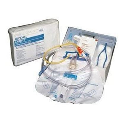 Catheter, Foley, Tray,16 French, 5cc, Latex w/Silicone coating, Kit Ultramer® Each