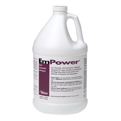 Empower® Dual Enzymatic Cleaning Solution, Fresh Scent, 1 gallon, Each