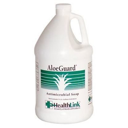 AloeGuard Antimicrobial Soap,   Refil, PCMX w/Aloe Vera   1 Gallon/Bottle