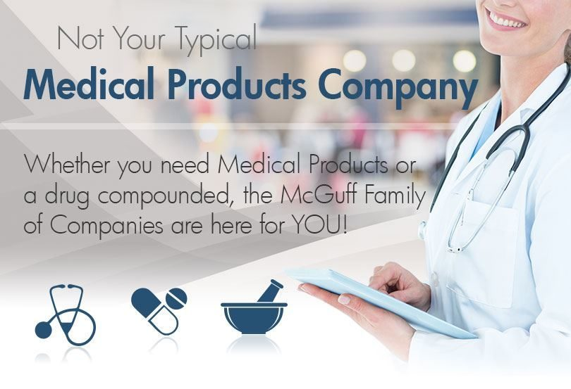 Not Your Typical Medical Products Company